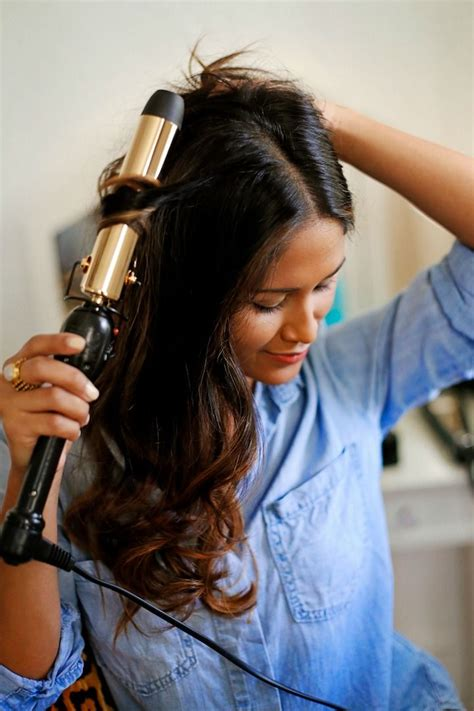hairstyle ideas curling iron 17 best ideas about curling iron hairstyles on pinterest