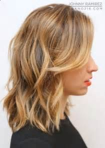 medium length hair color 23 chic medium hairstyles for wavy hair styles weekly