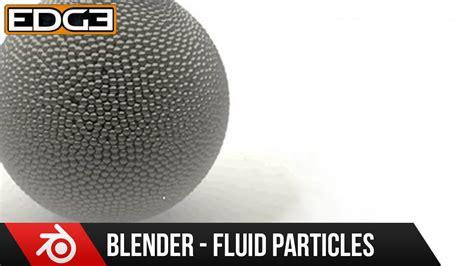 blender 3d fluid tutorial blender 2 69 tutorial harmonic force field fluid