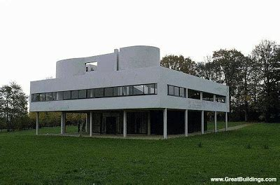 Gropius House Floor Plan by Art And Architecture Mainly Le Corbusier And The Bauhaus
