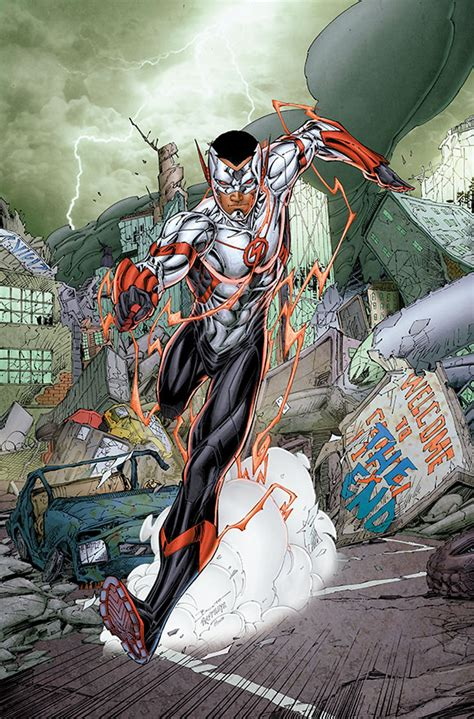 Flash New 52 new 52 wally west
