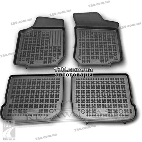 Seat Mats by Rezaw Plast 202003 Rubber Floor Mats For Seat 1