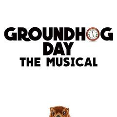 groundhog day west end glass half productions theatre production company