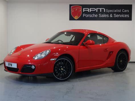 Porsche Co Uk by Porsche Cayman 2 9 Manual For Sale Rpm Specialist Cars