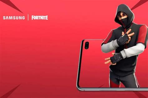 samsung  epic games reveal exclusive ikonik  pop