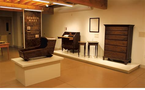 timeless quaker made furniture at rokeby museum arts news seven days vermont s independent