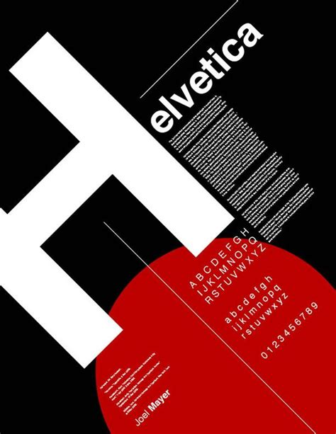 layout text poster typographic posters by joel mayer via behance great