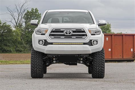 Toyota Tacoma 4 Inch Lift Kit Country 6 Inch Suspension Lift Kit For 05 15 Toyota