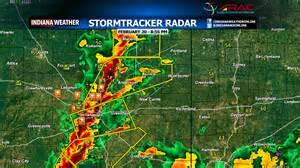 radar update 8 55 pm indianaweatheronline