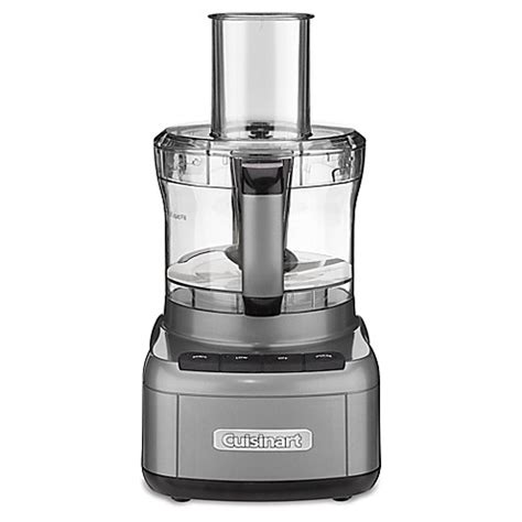 cuisinart 174 8 cup food processor bed bath beyond