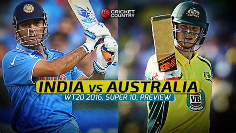 lndia vs australia india vs australia t20 world cup 2016 match 31 at mohali