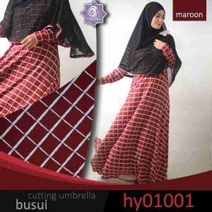 Baju Atasan Muslim Fashion Kotak Kotak Black White Top baju gamis jersey mono kotak model busana muslim remaja