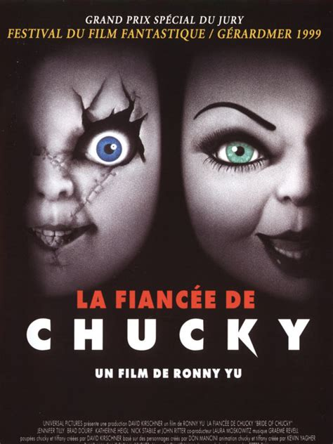 film le fils de chucky youtube la fianc 233 e de chucky film 1998 allocin 233