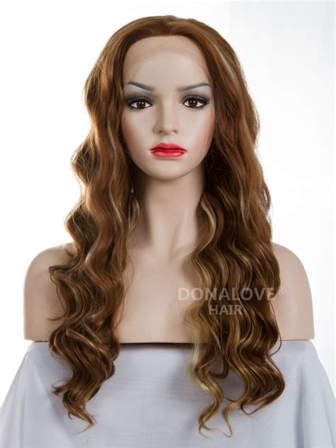 back of wigs wigs for of color mixed color mid back length wavy