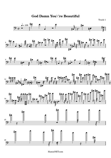 your beautiful in white mp3 download god damn you re beautiful sheet music god damn you