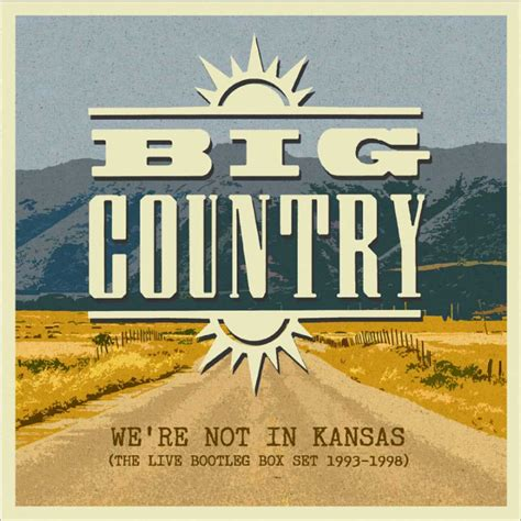 Search In Kansas We Re Not In Kansas The Live Bootleg Box Set 1993 1998 Cherry Records