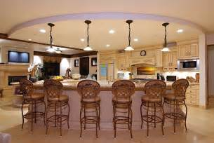 Decorating Ideas For A Big Kitchen Kitchen Design Ideas For Big Kitchens Thelakehouseva