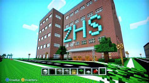 build a house unblocked zville episode 7 school building xbox minecraft