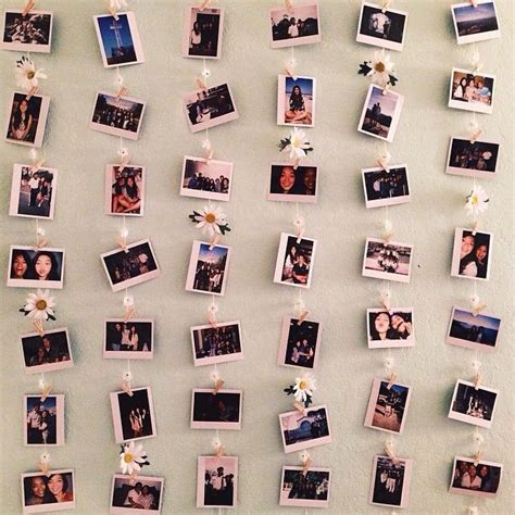 hanging pictures ideas best 25 hanging polaroids ideas on pinterest home style