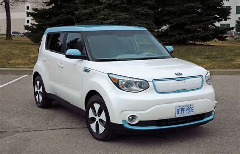 Ev Kia Soul 2015 Kia Soul Ev Electric Vehicle
