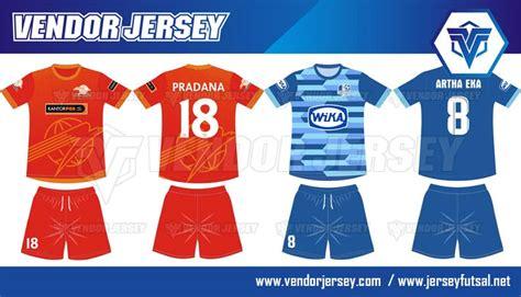 desain baju bola bagus cara membuat baju bola vendor jersey futsal