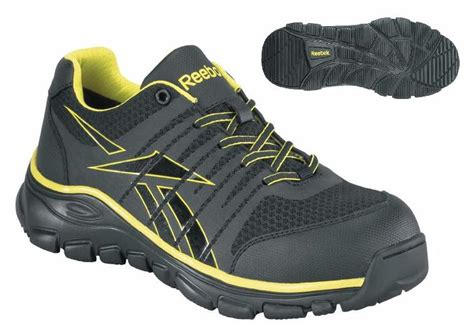 safety toe shoes rb4501 reebok rb4501 s esd static dissipative