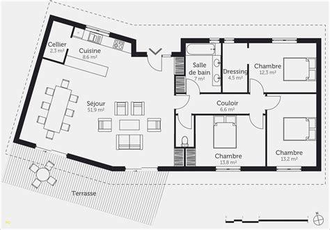 Plan Maison Etage 3 Chambres by Plan De Maison A Etage 3 Chambres Plan Architecture Maison
