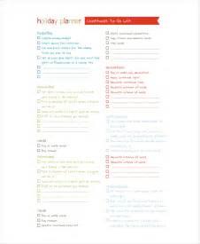 christmas list template 10 free pdf word documents