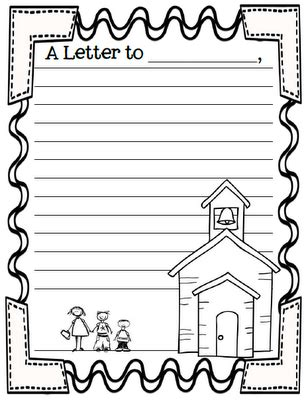 Parent View Letter letter templates for teachers to parents letters to