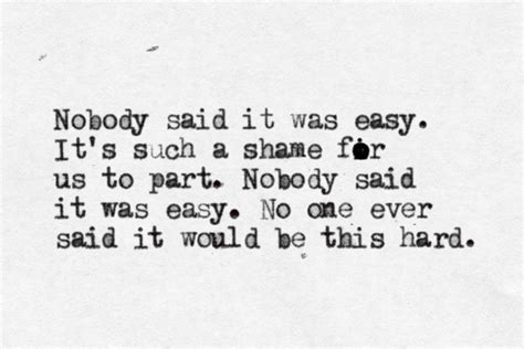 coldplay nobody said it was easy mp3 coldplay via tumblr image 2153584 by taraa on favim com