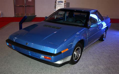Subaru Coupes by 1986 Subaru Xt Coupe Front Three Quarter Photo 1