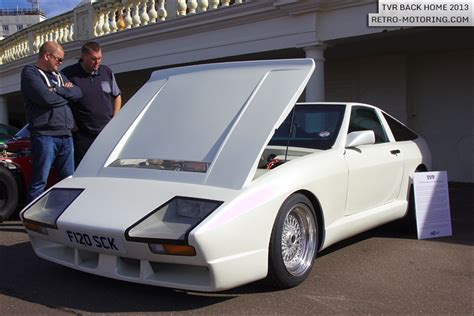 Tvr Prototype Tvr White Elephant Prototype F120sck Tvr Back Home 2013