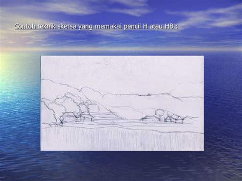 Tutorial Menggambar Pemandangan | tutorial menggambar pemandangan alam
