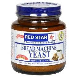 Active Dry Yeast In Bread Machine Red Star Bread Machine Yeast 4oz Jar Import It All