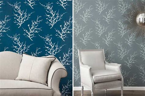 affordable temporary wallpaper 5 cheap ways to decorate walls without painting home