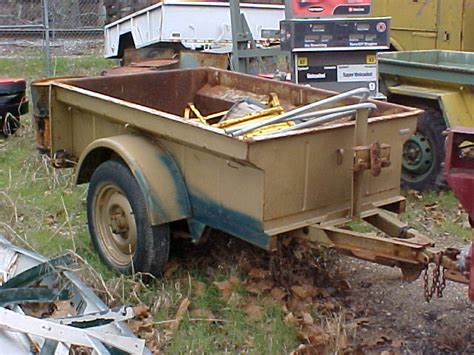Bantam Jeep Trailer For Sale Bantam Jeep Trailer Kaufman
