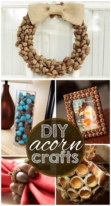 acorn craft projects best 10 acorn crafts ideas on crafts