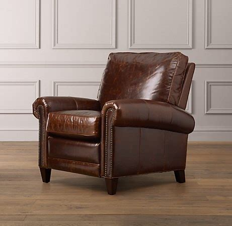 leather club chair recliner 1000 images about leather recliner on pinterest hooker