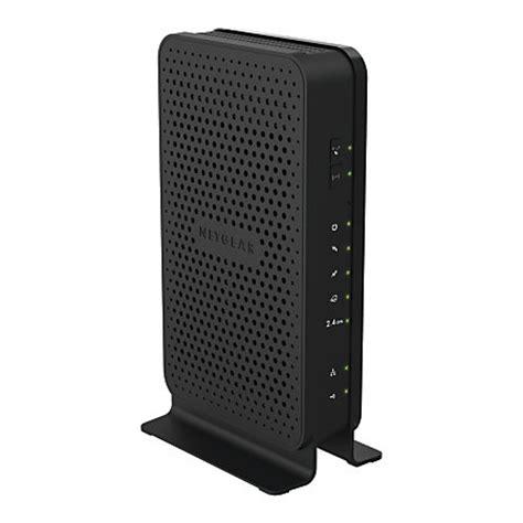 netgear wifi cable modem router   office depot