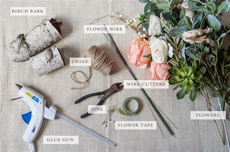 how to make a flower bridal bouquet