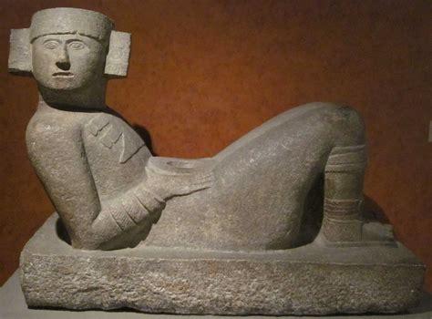 Imagenes Sensoriales En Chac Mool | wikimexico chac mool el umbral de la casa de los dioses