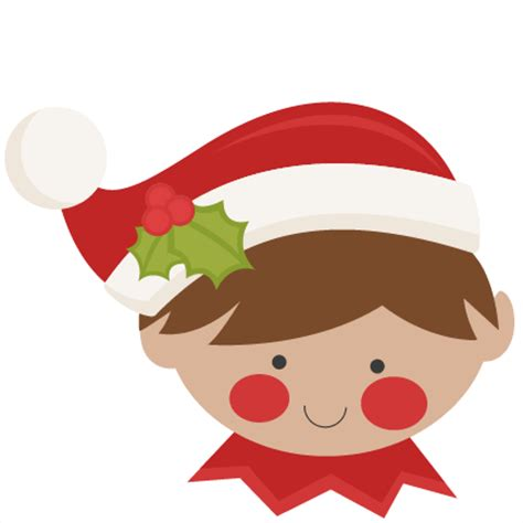 Free Software Mailed To Me At Home christmas elf svg scrapbook cut file cute clipart files