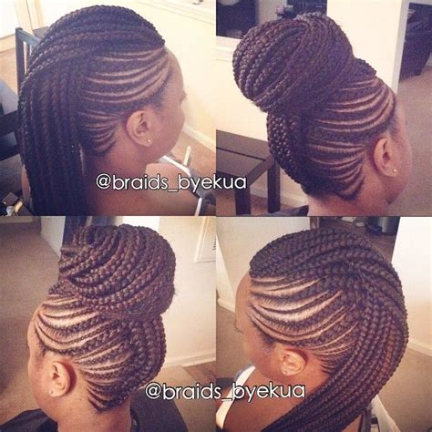 different types of mohawk braids hairstyles scouting for braided mohawk braidsbyekua braidsbyekuafauxhawks