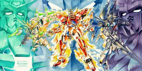 gundam try wallpaper gundam build fighters try 20 desktop background animewp com