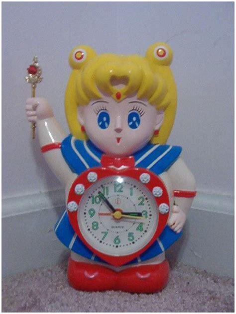 sailor moon clock  sweet blessings  deviantart
