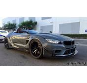 Bulletproof Automotive BMW Z4 GT Continuum Stands Out At