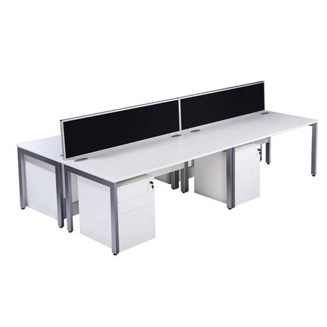 New Office Desks New Rectangular White Desk Office Desk For Users Joining Office Desks