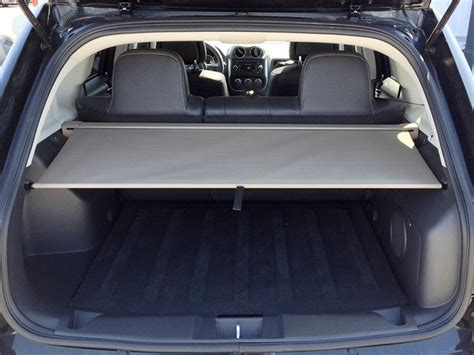 Jeep Patriot Trunk Cover Cargo Area Security Cover Mopar Mksecuritycover