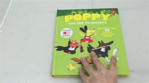 poppy and the orchestra poppy and the orchestra 精裝本 16種音效 試閱 youtube
