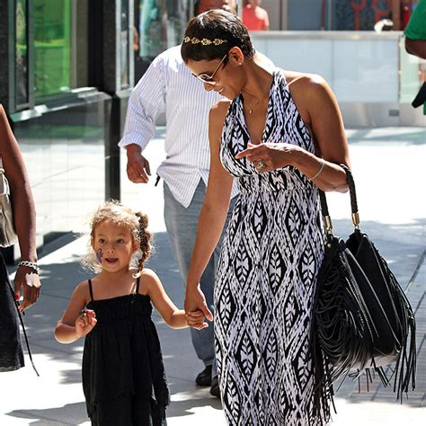 Halle Speaks I Want A Baby by Olivier Martinez Confirms Gender Of Baby With Fiance Halle